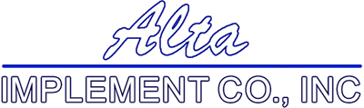 Alta Implement Co. Inc. Equipment and Sales